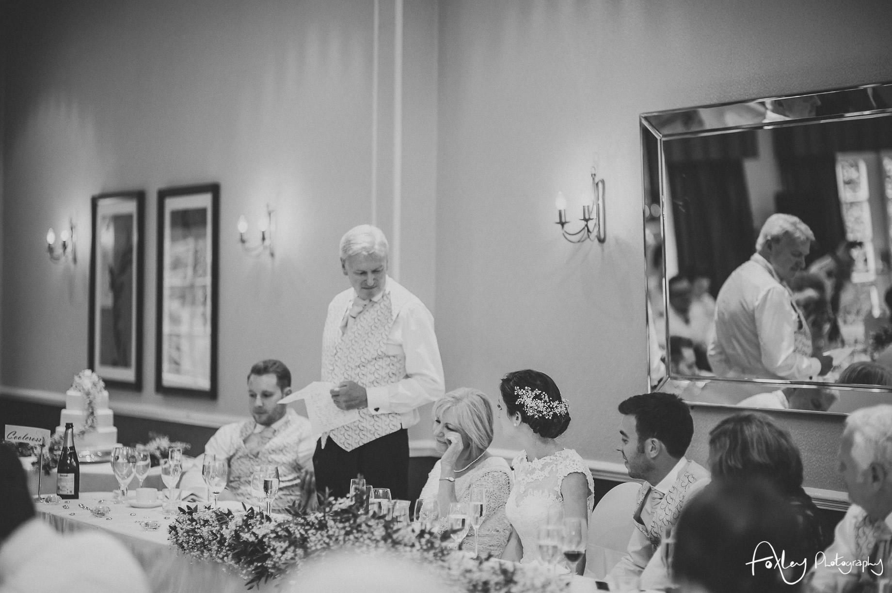 Rebecca and Dan Wedding at Preston Marriott Hotel 111