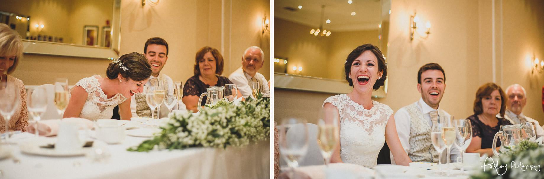 Rebecca and Dan Wedding at Preston Marriott Hotel 112