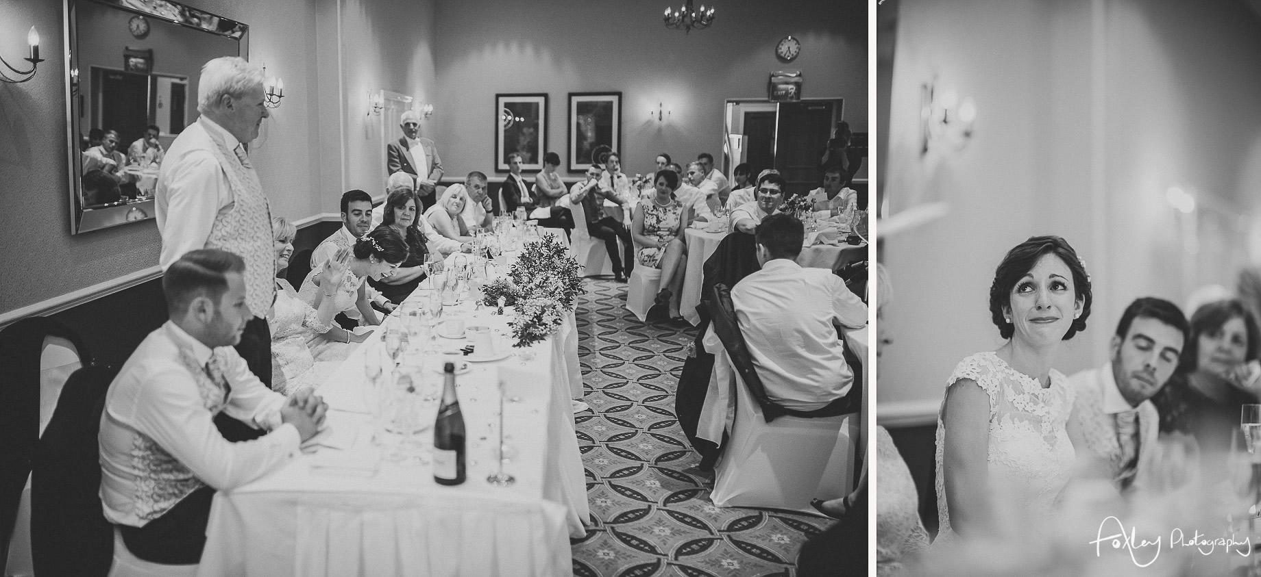 Rebecca and Dan Wedding at Preston Marriott Hotel 113