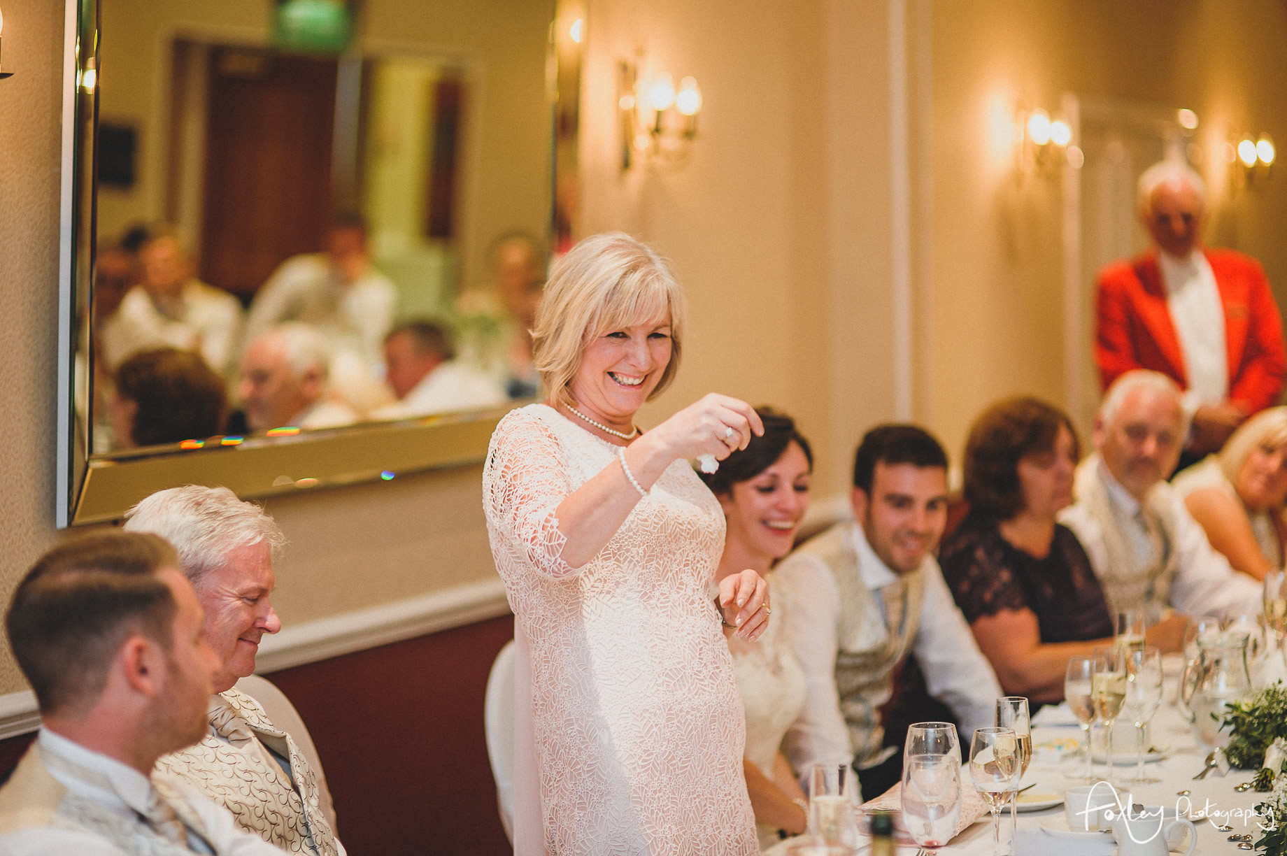 Rebecca and Dan Wedding at Preston Marriott Hotel 117