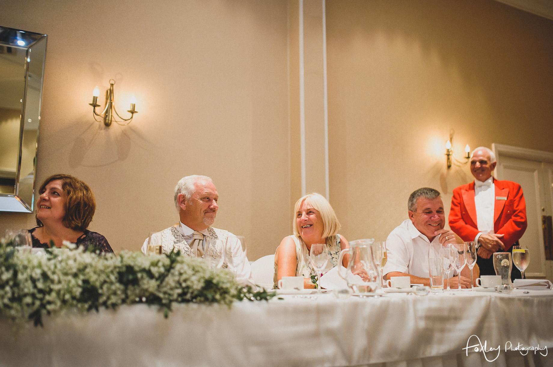 Rebecca and Dan Wedding at Preston Marriott Hotel 121