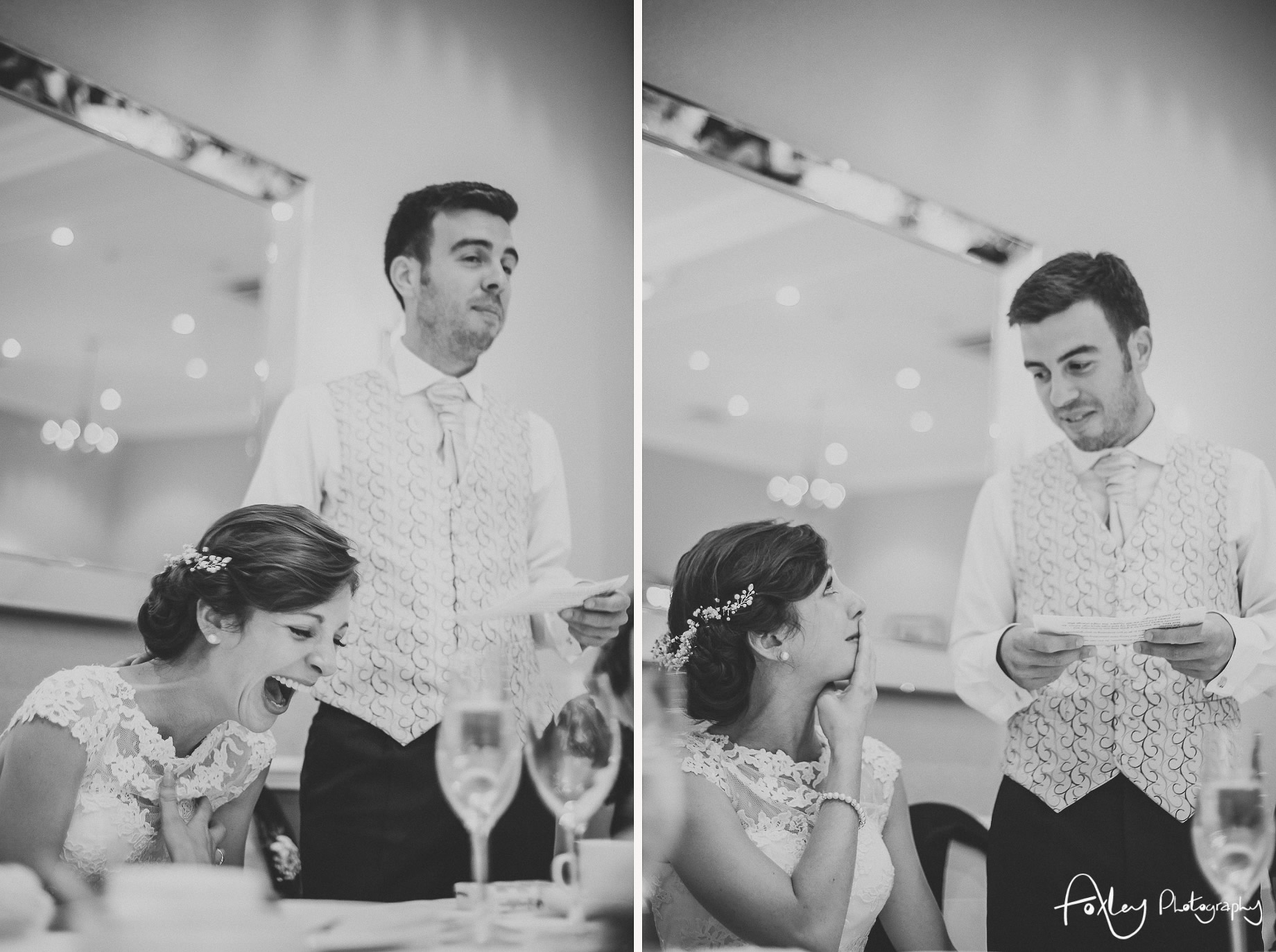 Rebecca and Dan Wedding at Preston Marriott Hotel 122