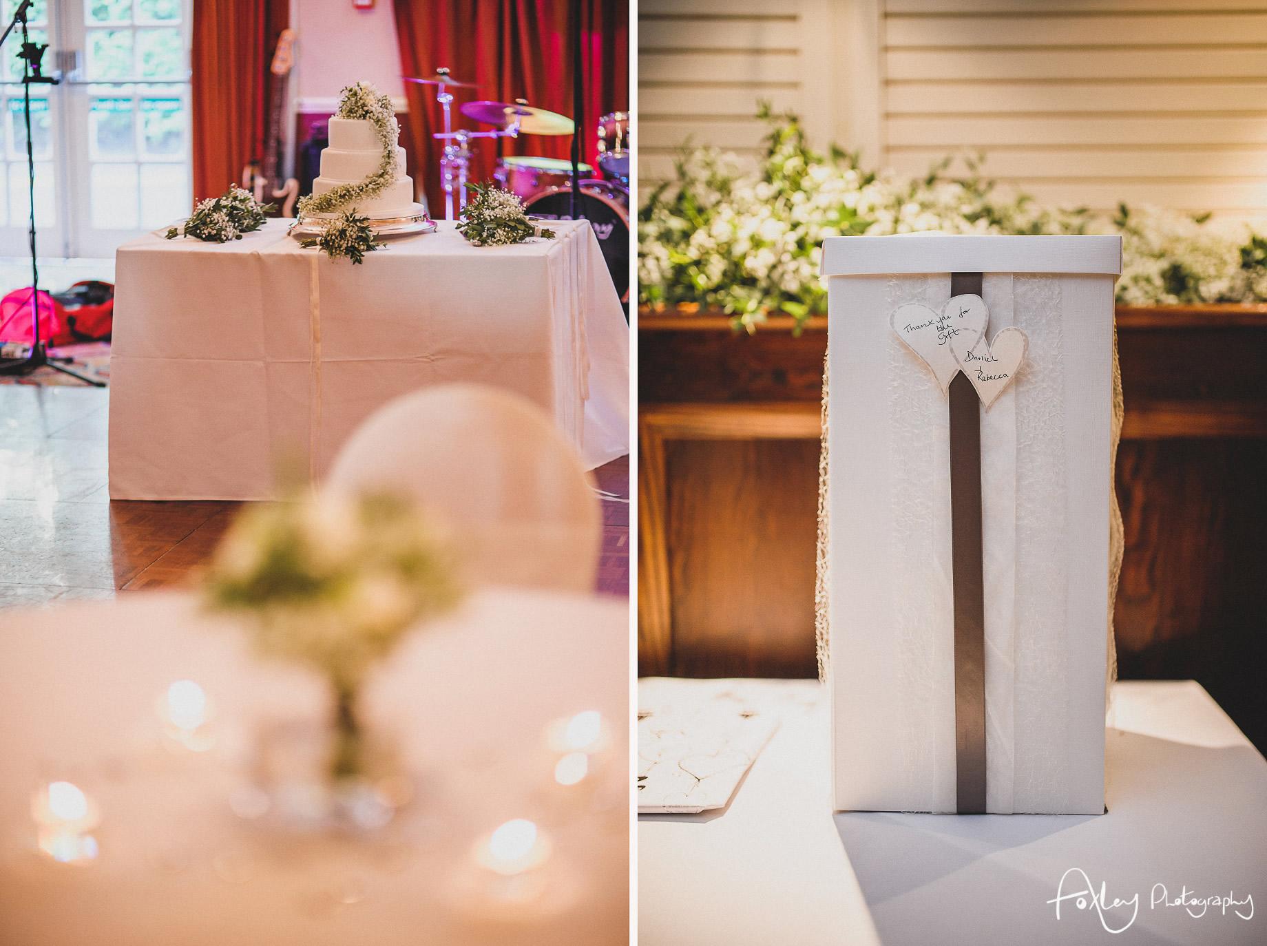 Rebecca and Dan Wedding at Preston Marriott Hotel 137