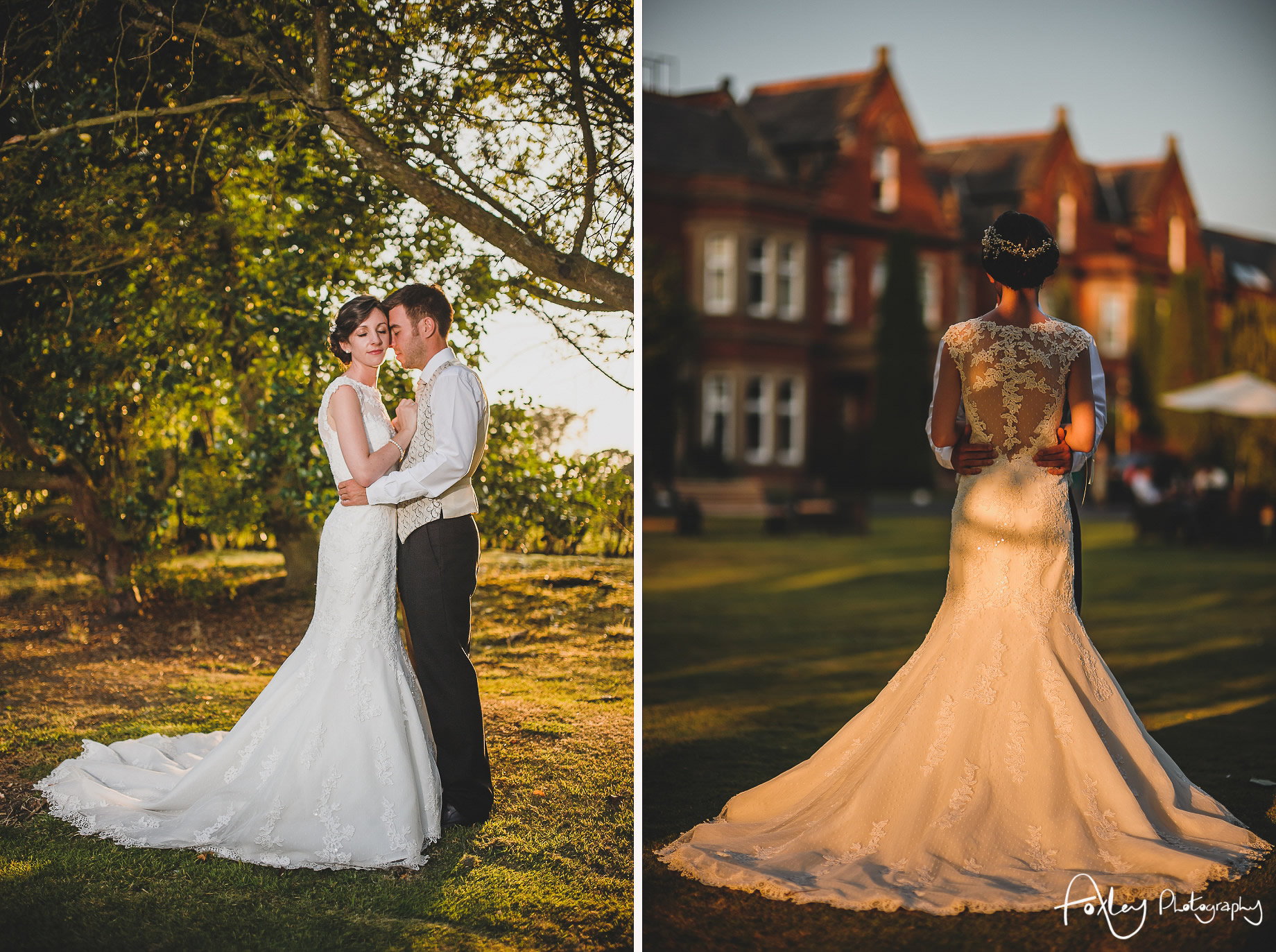 Rebecca and Dan Wedding at Preston Marriott Hotel 147