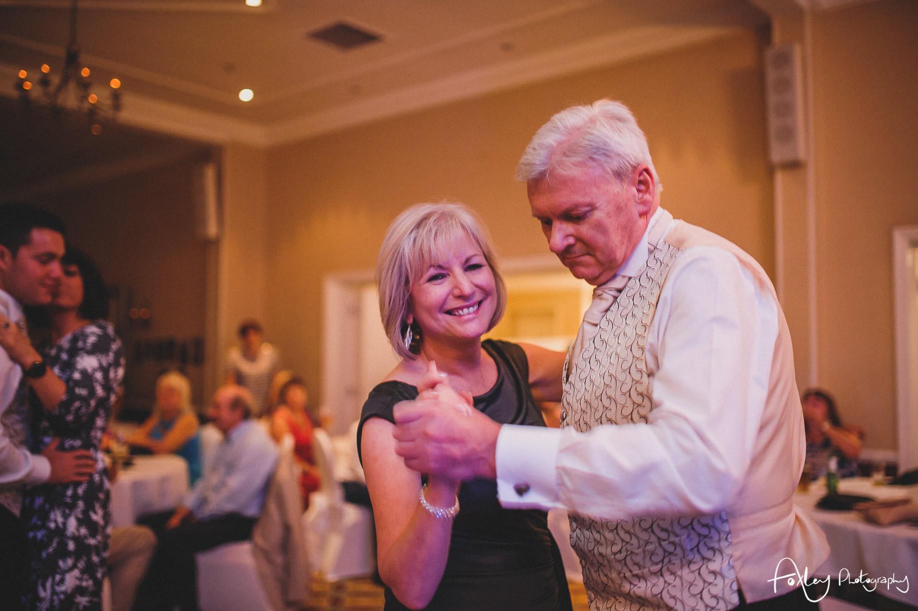 Rebecca and Dan Wedding at Preston Marriott Hotel 153