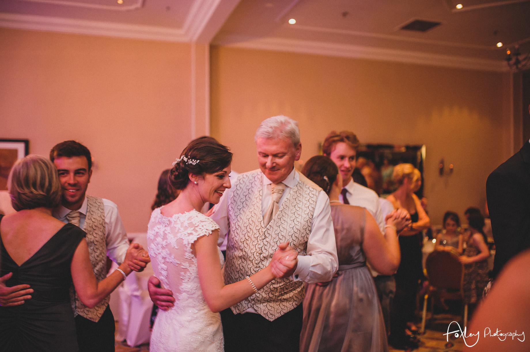 Rebecca and Dan Wedding at Preston Marriott Hotel 155