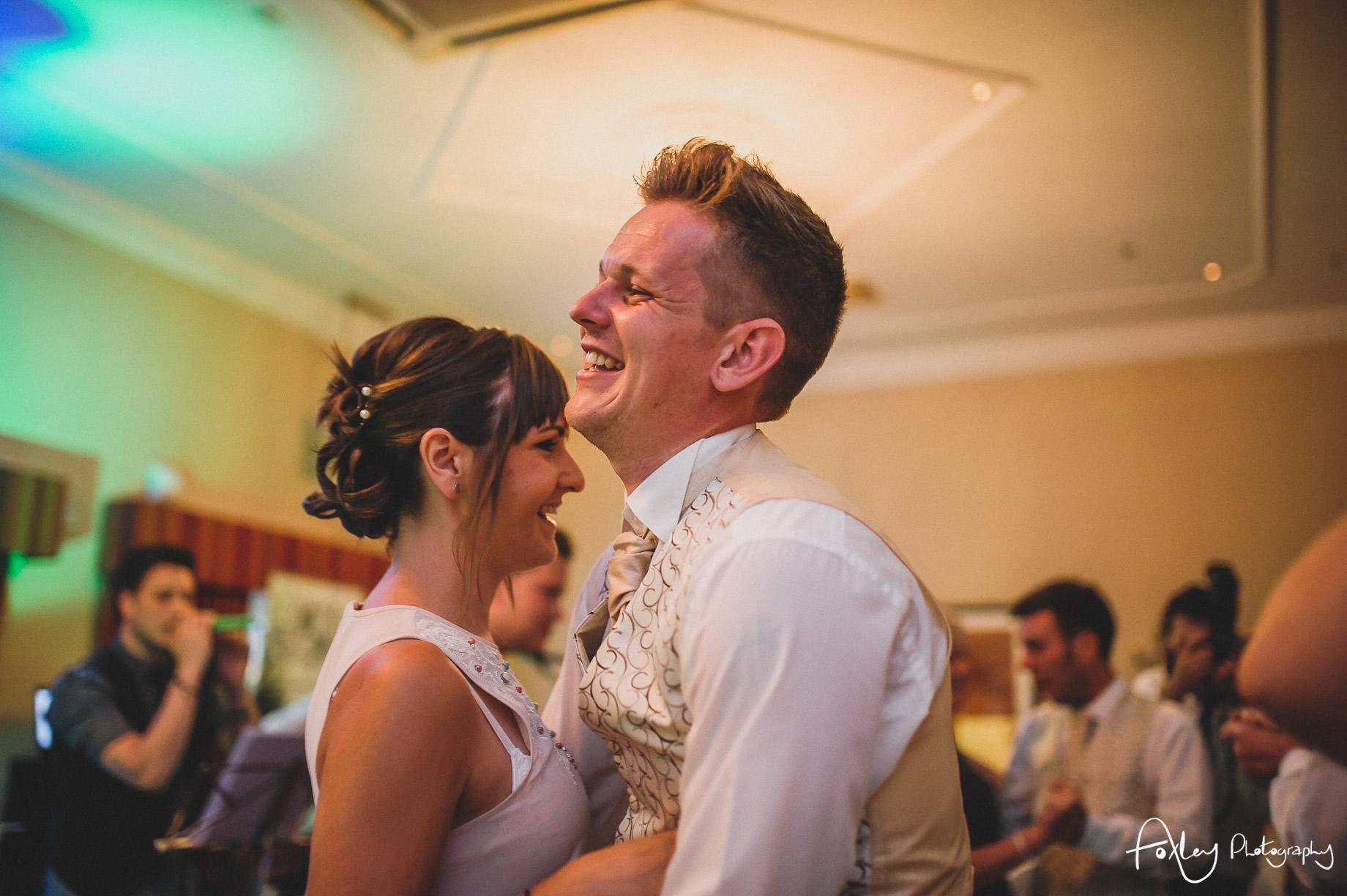 Rebecca and Dan Wedding at Preston Marriott Hotel 156