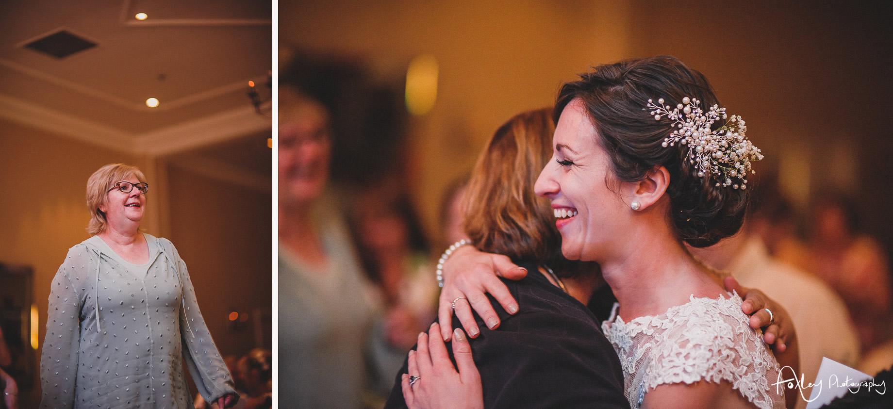 Rebecca and Dan Wedding at Preston Marriott Hotel 158