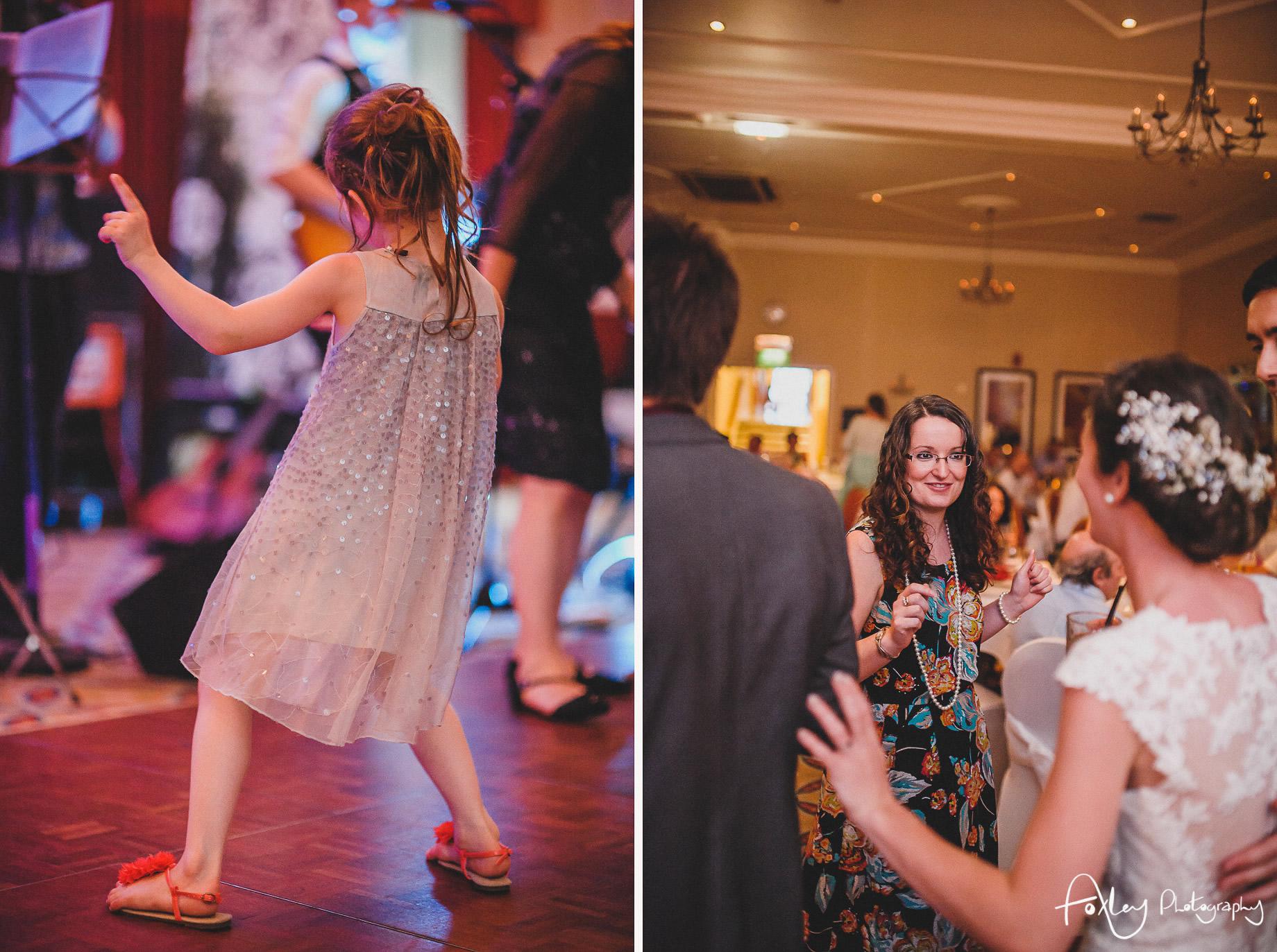 Rebecca and Dan Wedding at Preston Marriott Hotel 167