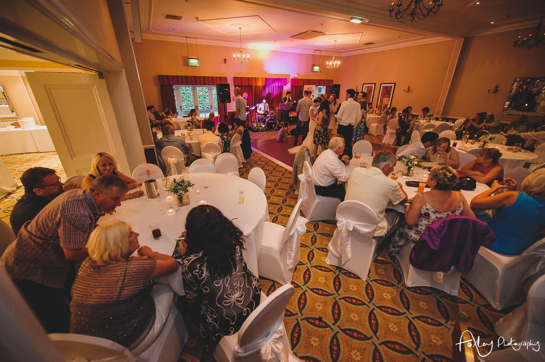 Rebecca and Dan Wedding at Preston Marriott Hotel 169