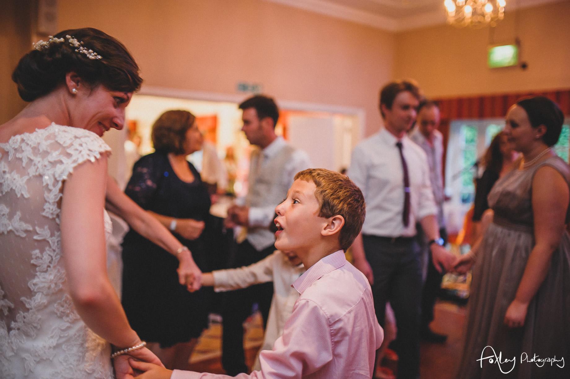 Rebecca and Dan Wedding at Preston Marriott Hotel 172