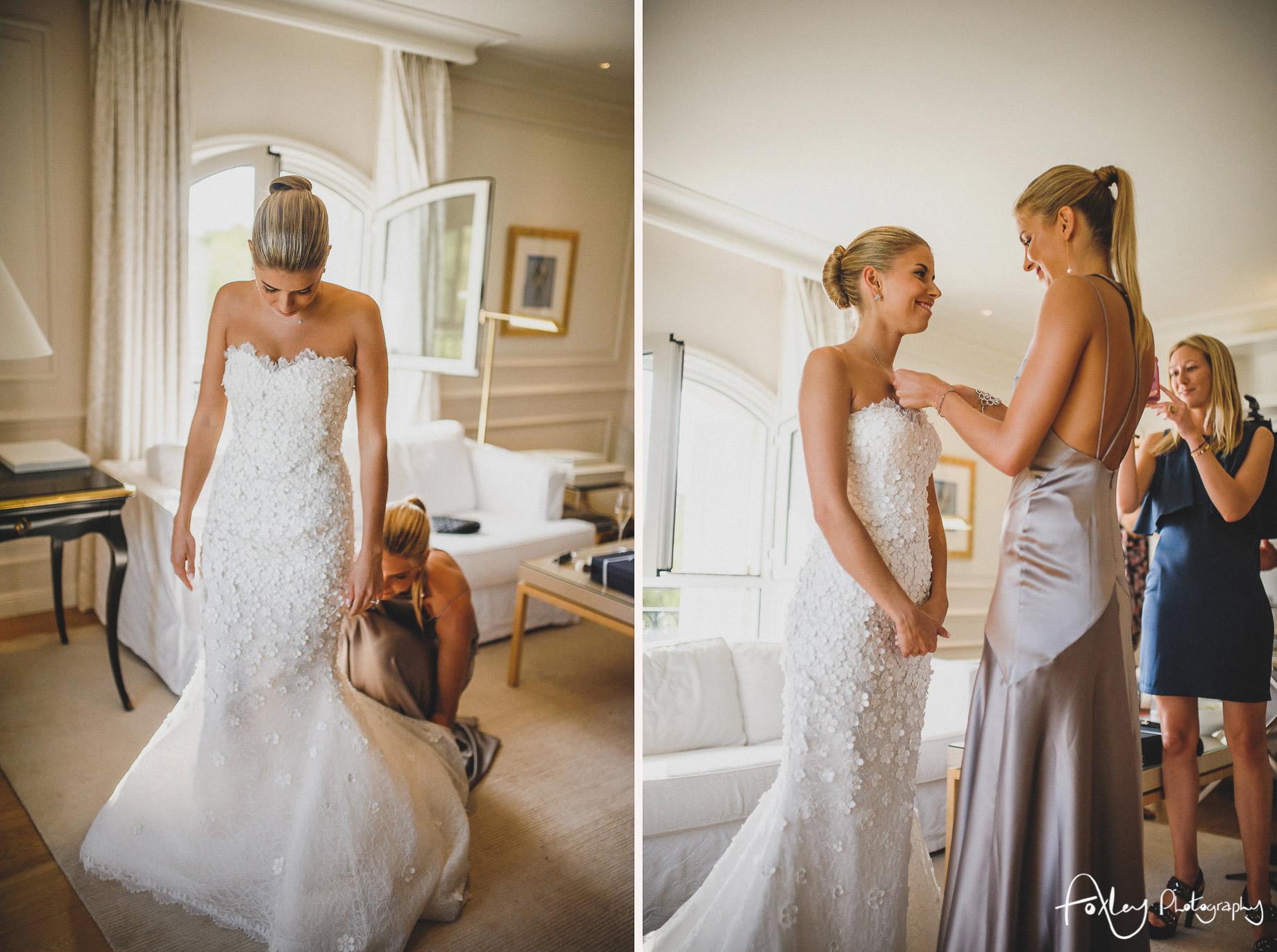 Jil and Will's Wedding at Villa Ephrussi De Rothschild 037