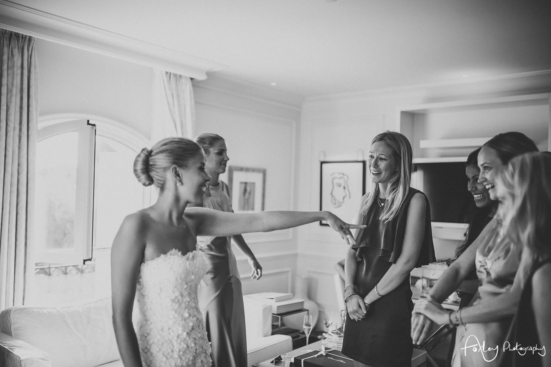 Jil and Will's Wedding at Villa Ephrussi De Rothschild 038