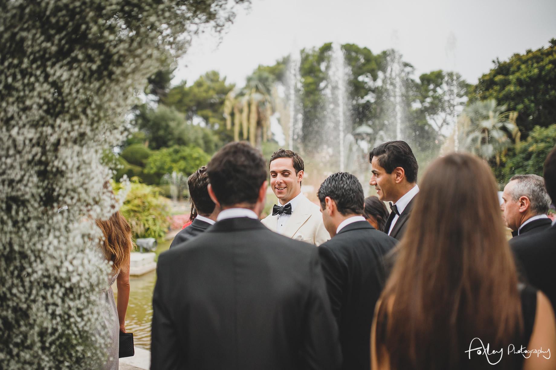 Jil and Will's Wedding at Villa Ephrussi De Rothschild 066
