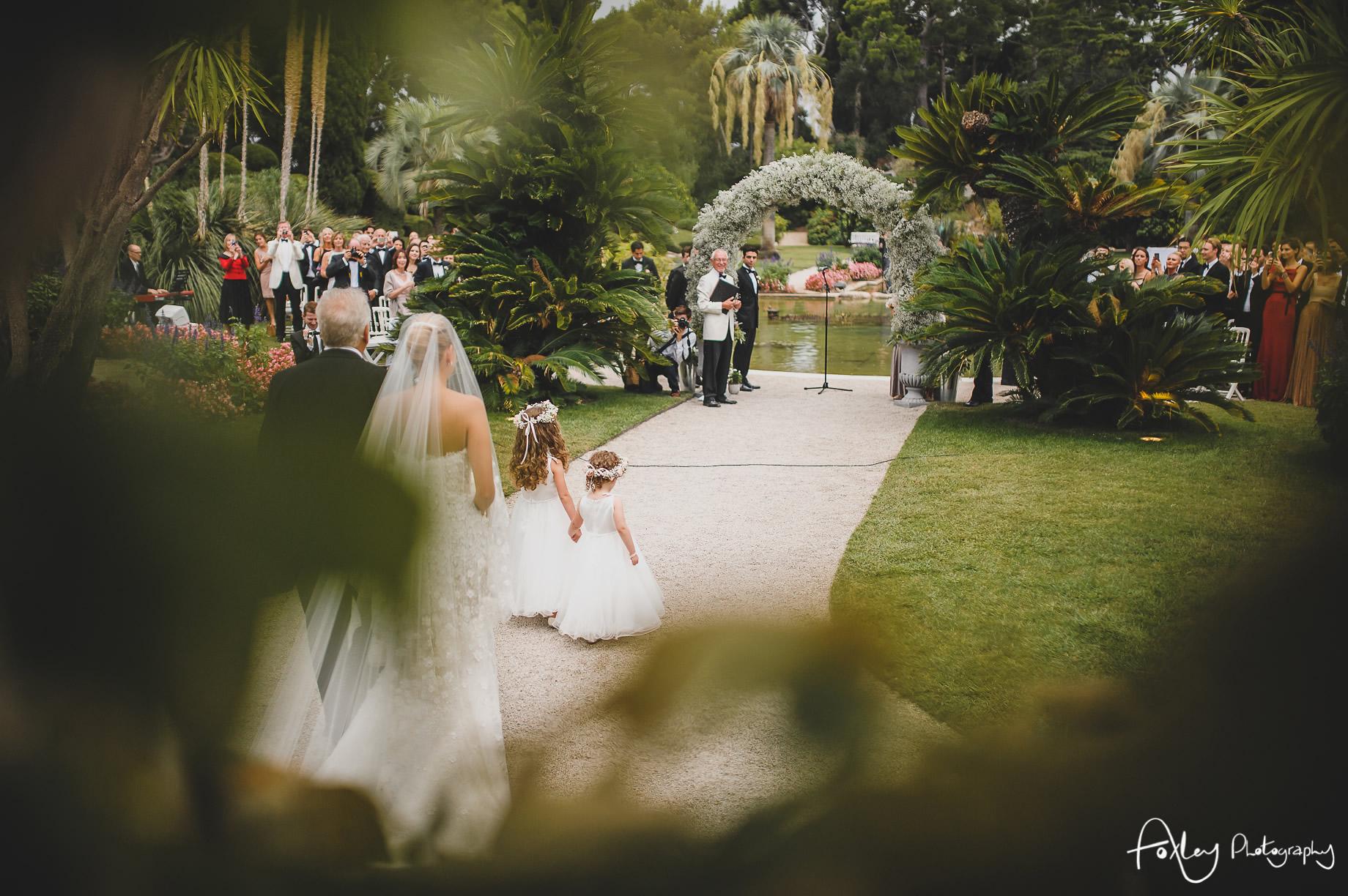 Jil and Will's Wedding at Villa Ephrussi De Rothschild 089