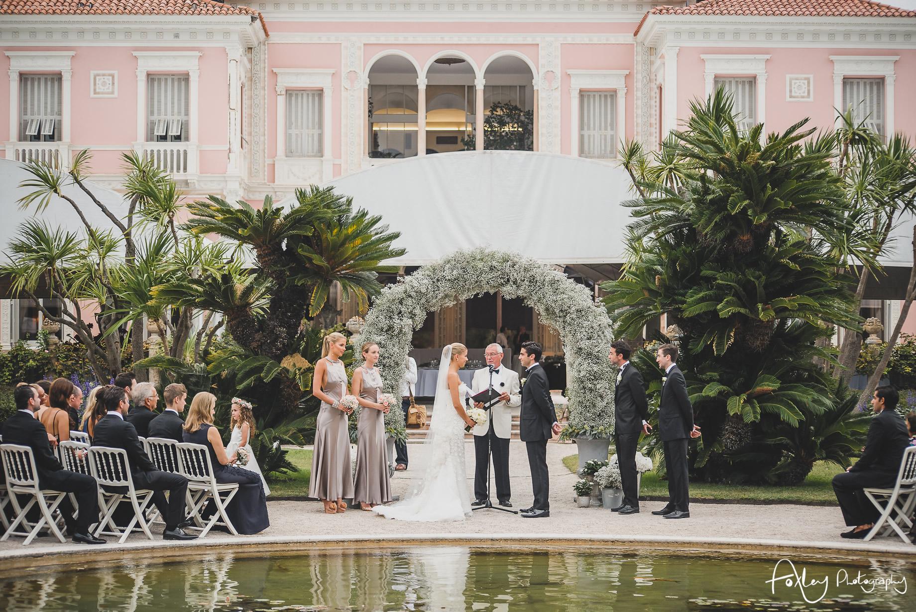 Jil and Will's Wedding at Villa Ephrussi De Rothschild 096