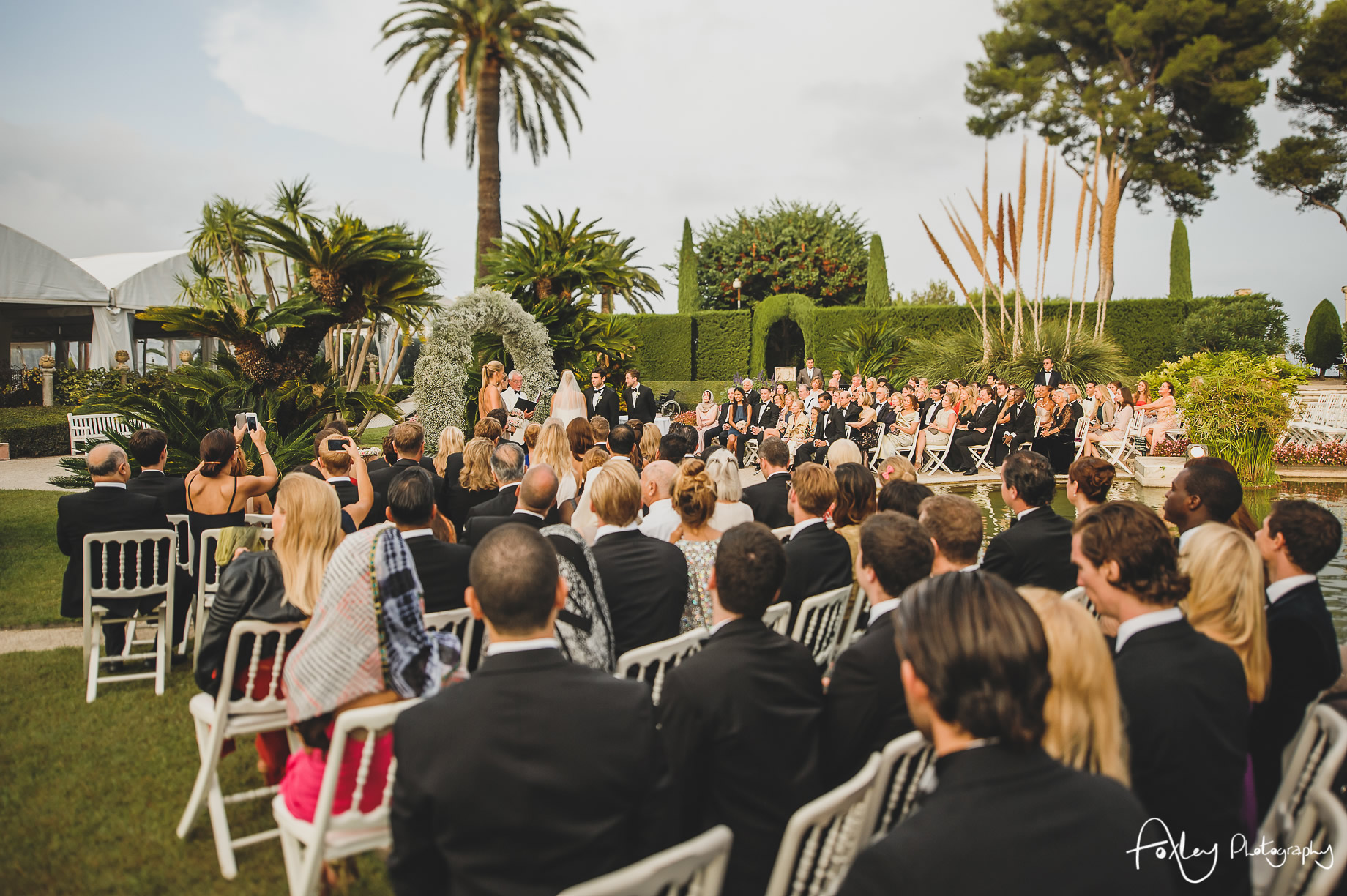 Jil and Will's Wedding at Villa Ephrussi De Rothschild 106