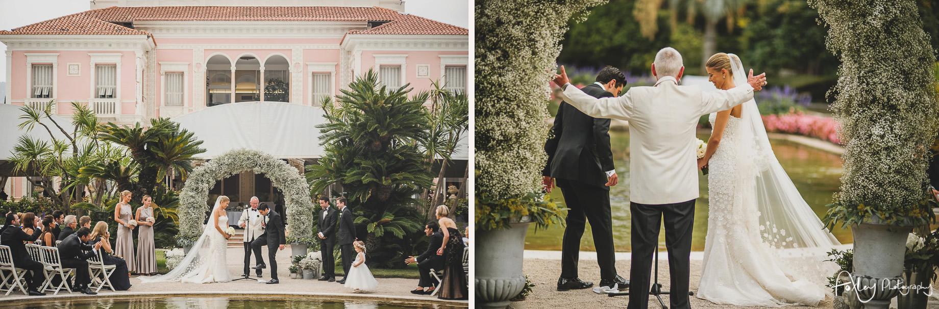 Jil and Will's Wedding at Villa Ephrussi De Rothschild 118