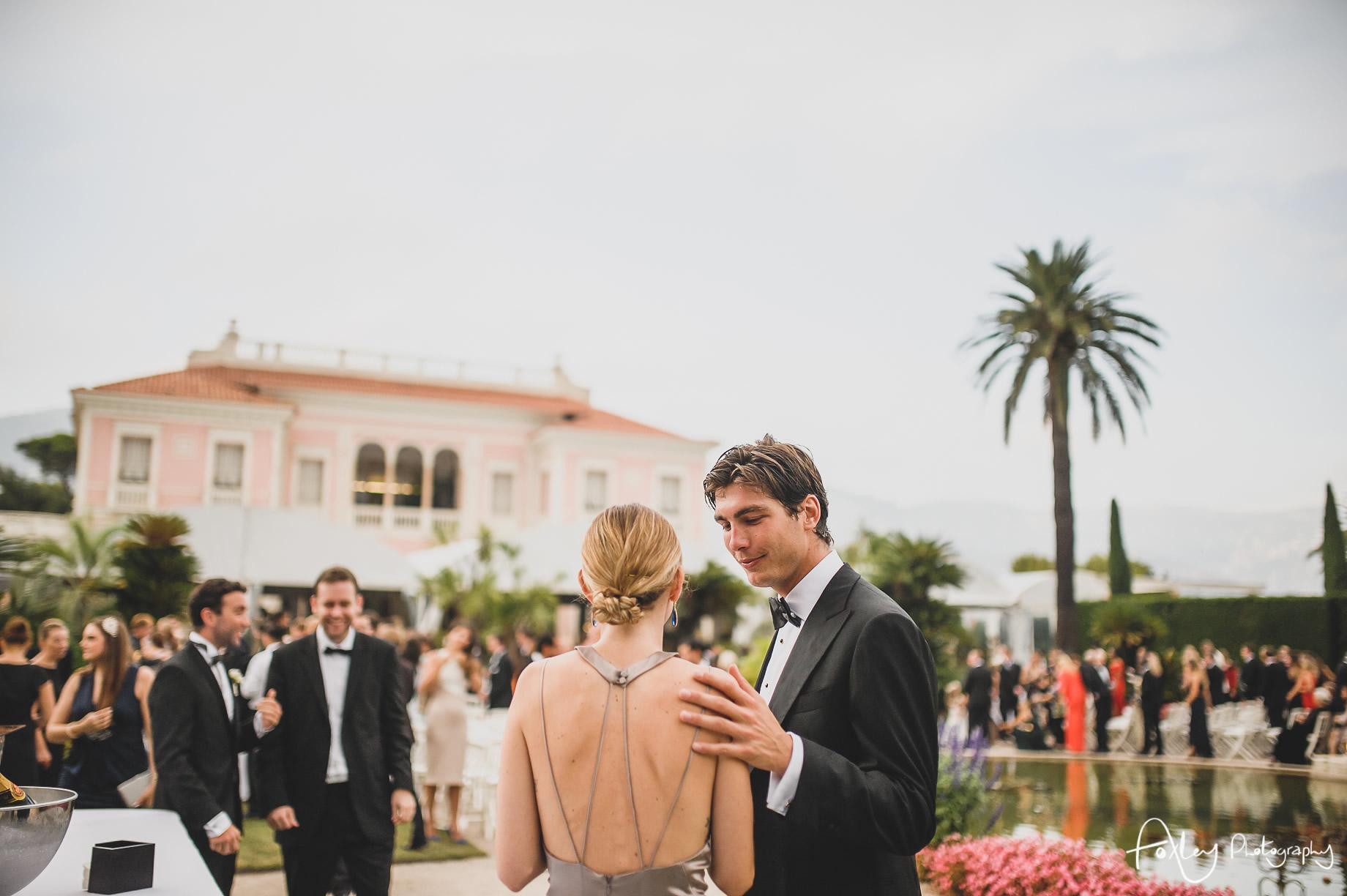 Jil and Will's Wedding at Villa Ephrussi De Rothschild 119