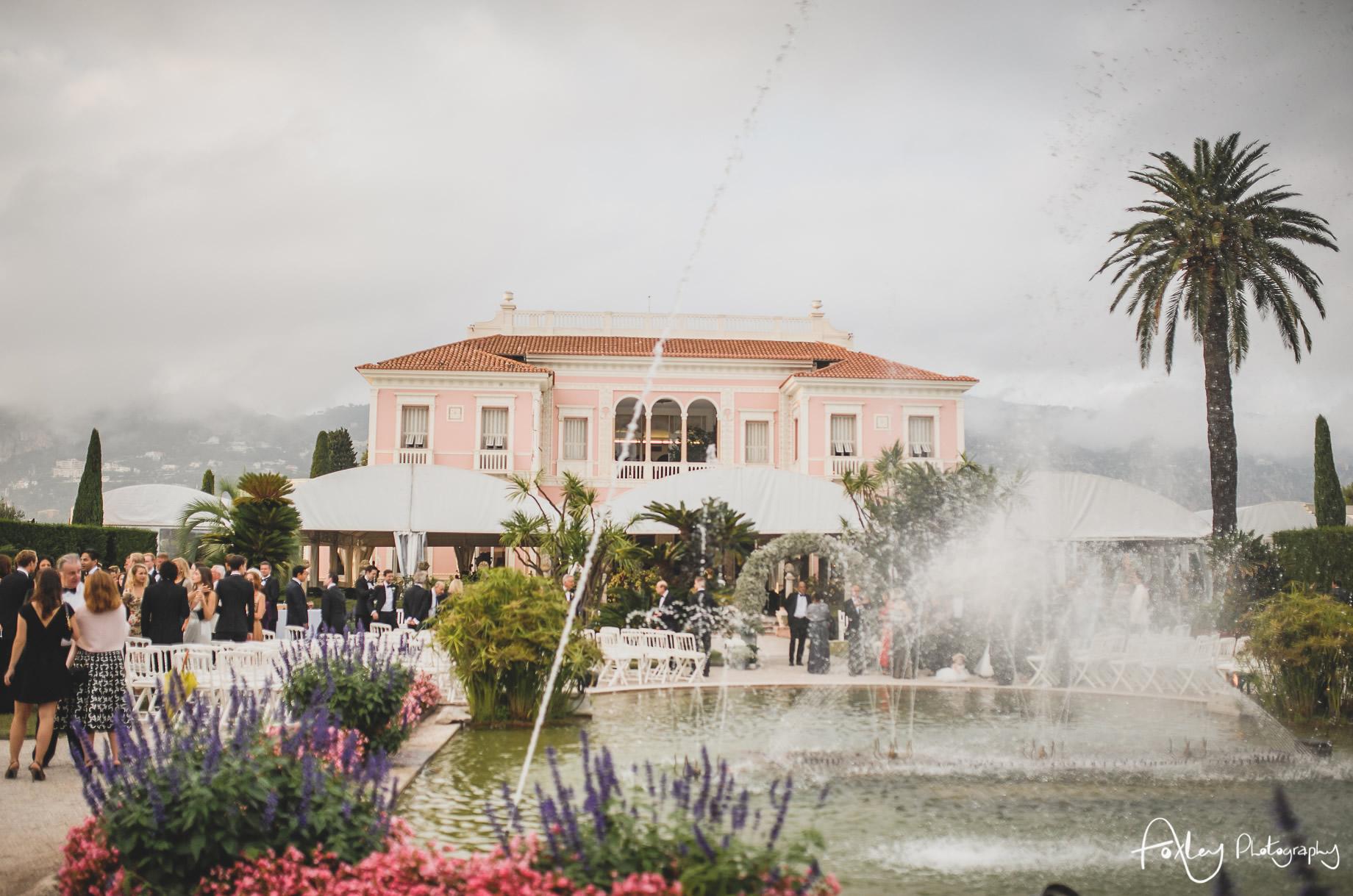 Jil and Will's Wedding at Villa Ephrussi De Rothschild 127