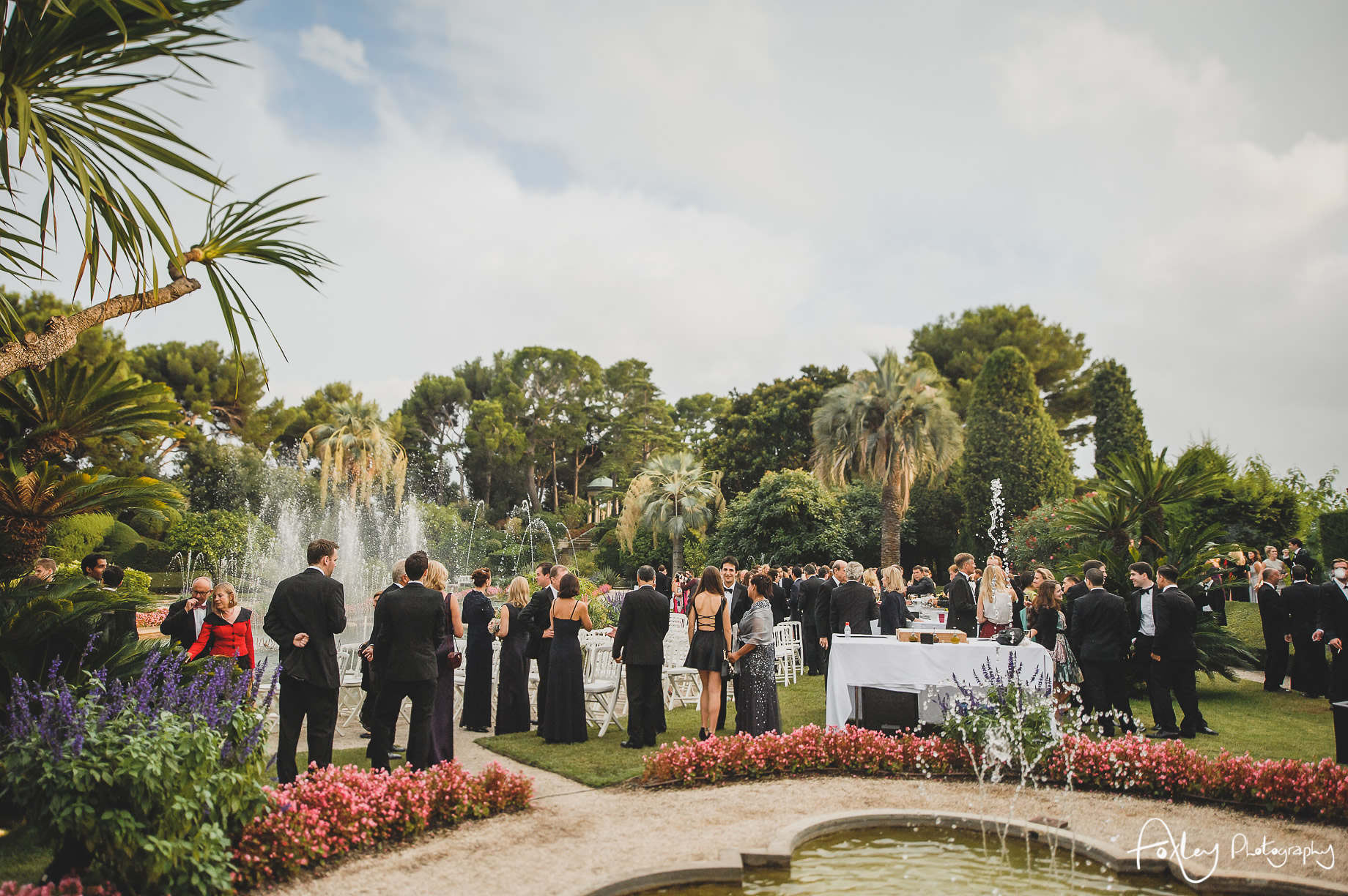Jil and Will's Wedding at Villa Ephrussi De Rothschild 131