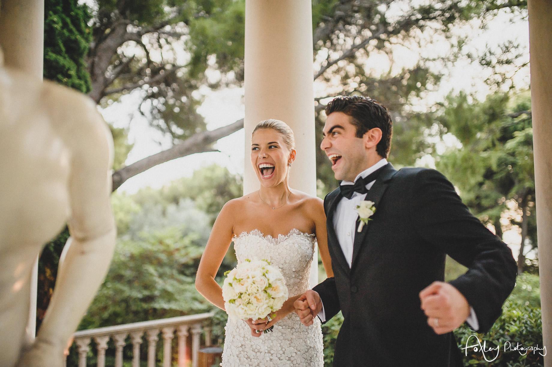 Jil and Will's Wedding at Villa Ephrussi De Rothschild 141