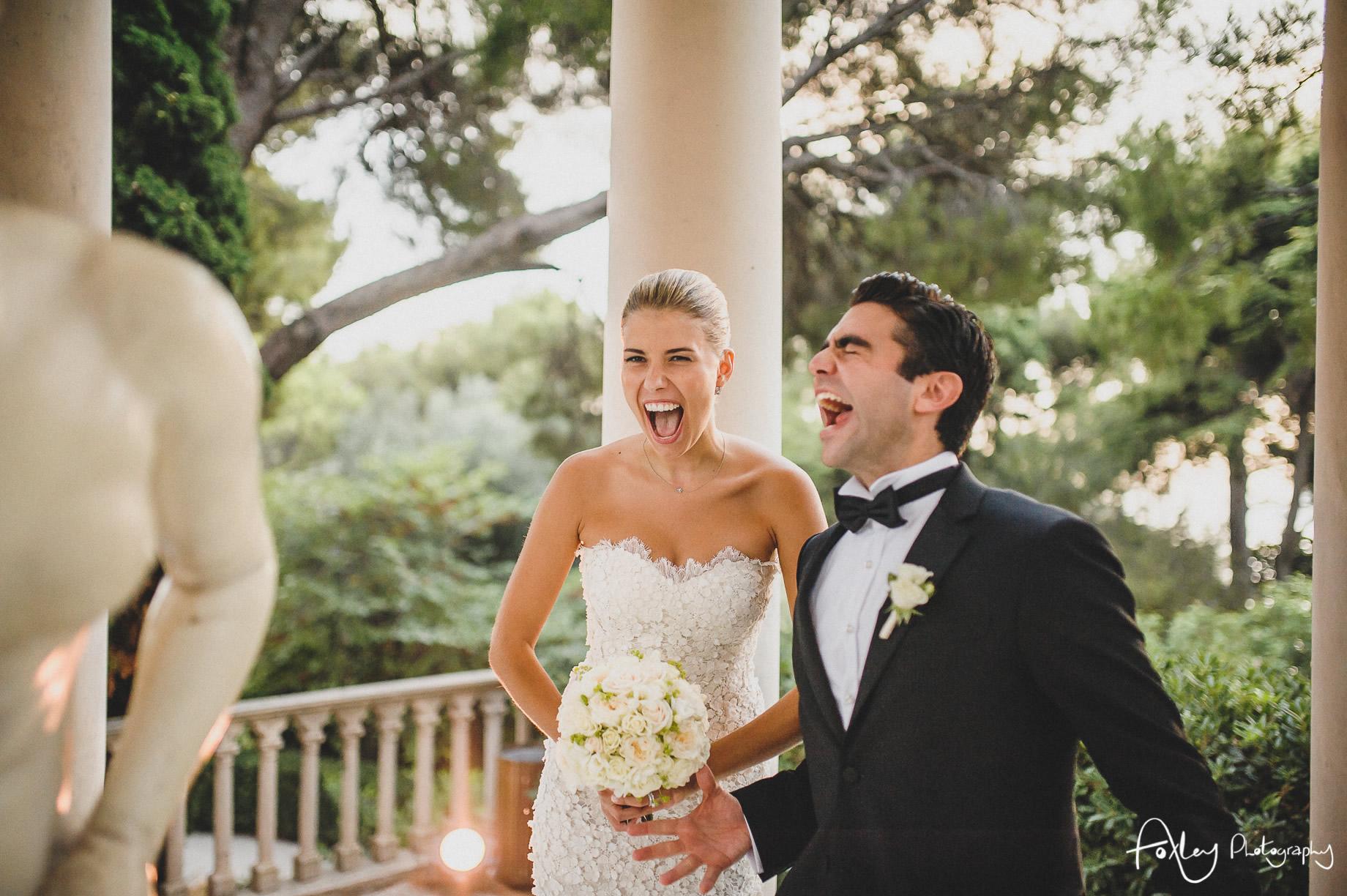 Jil and Will's Wedding at Villa Ephrussi De Rothschild 142