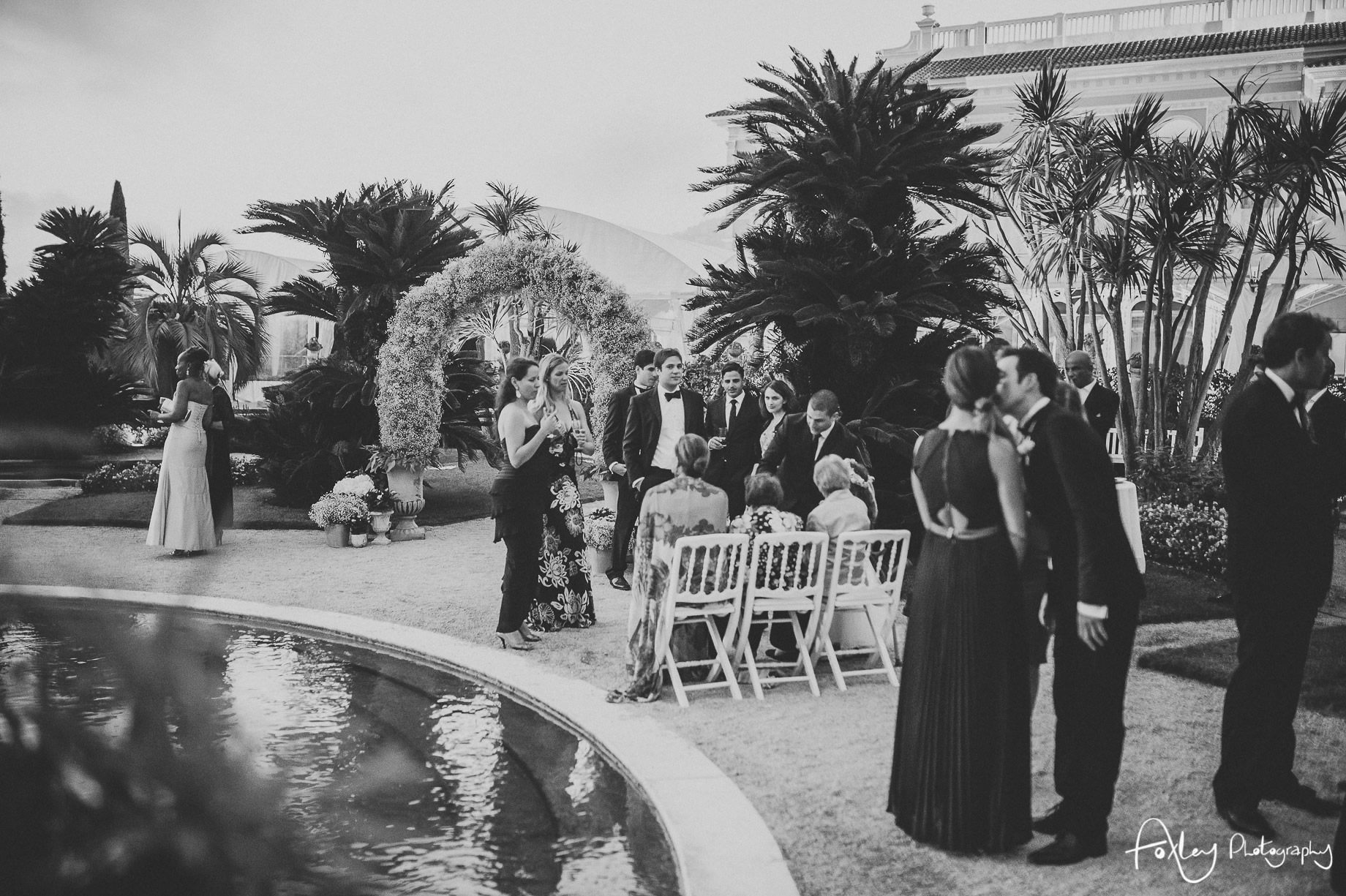 Jil and Will's Wedding at Villa Ephrussi De Rothschild 165