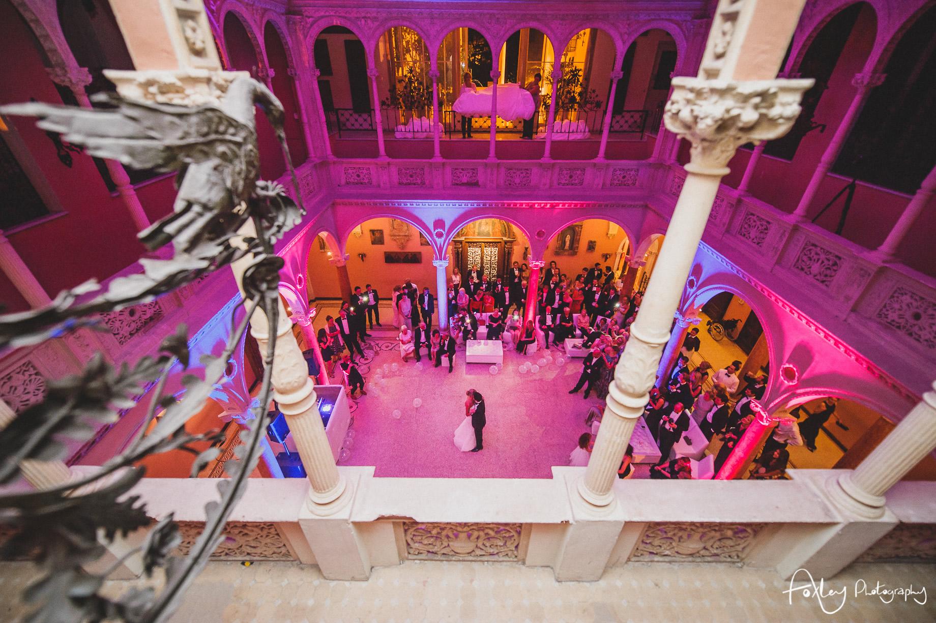 Jil and Will's Wedding at Villa Ephrussi De Rothschild 220