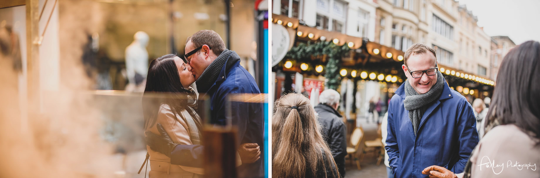 Angela and Andrew's Pre-Wedding Shoot at Manchester Christmas Markets 016