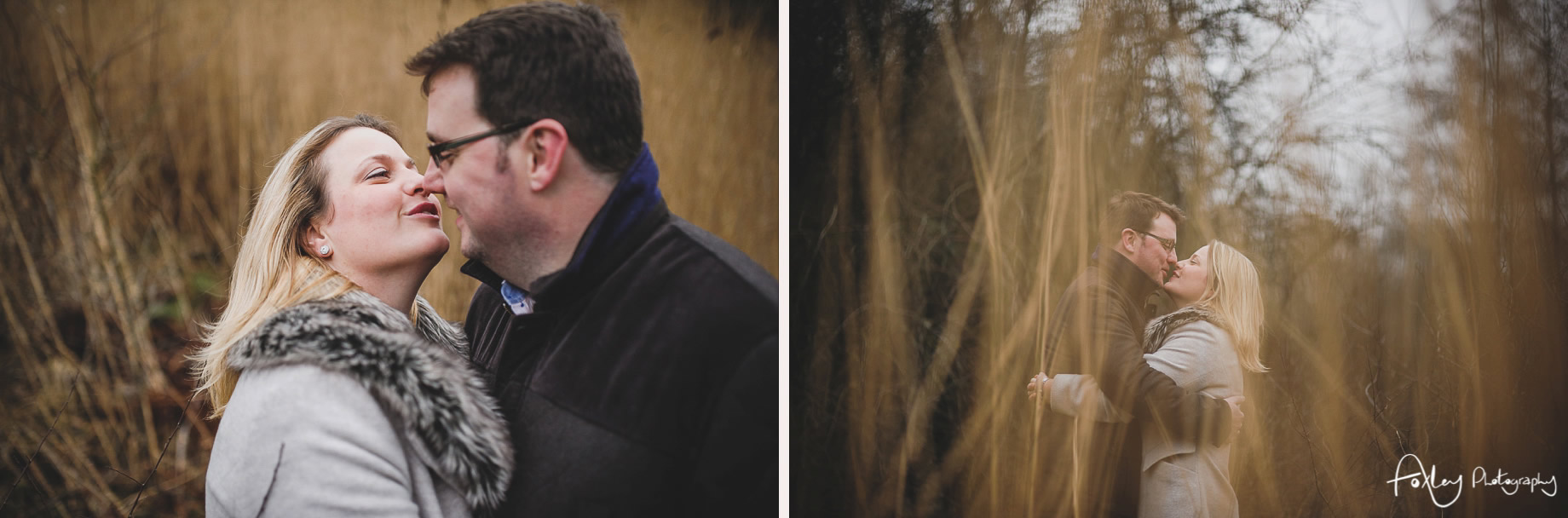 Rebecca and Paul's Pre-Wedding Shoot at Wycoller Country Park 016