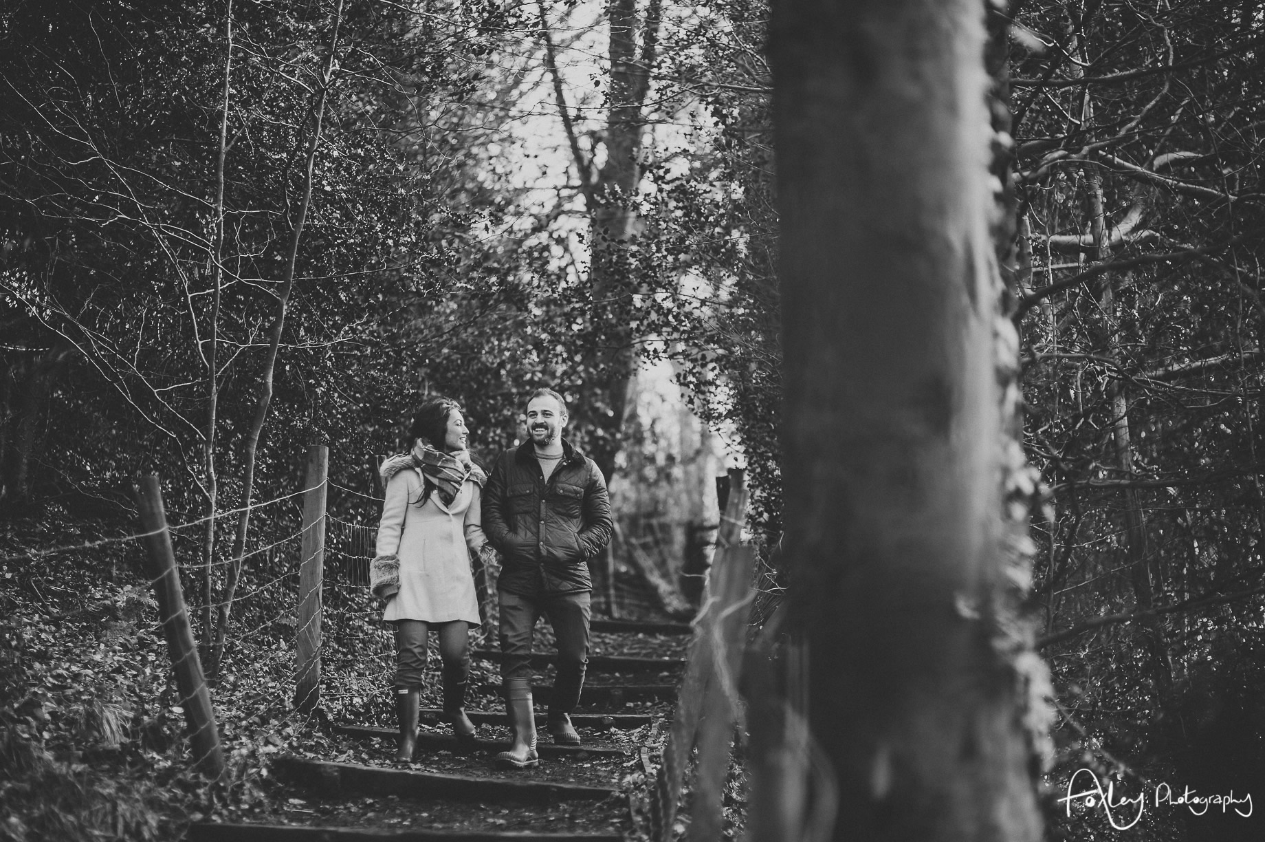 Trina and Luca's Pre-Wedding Shoot at Dinckley Riverside 001