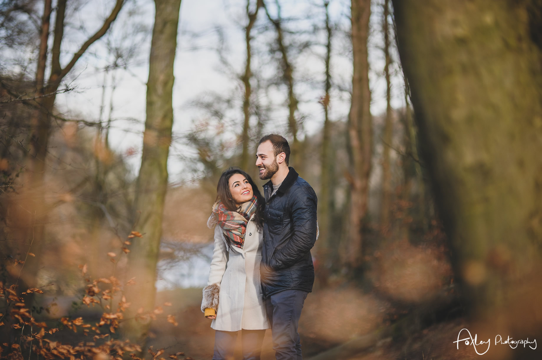 Trina and Luca's Pre-Wedding Shoot at Dinckley Riverside 004