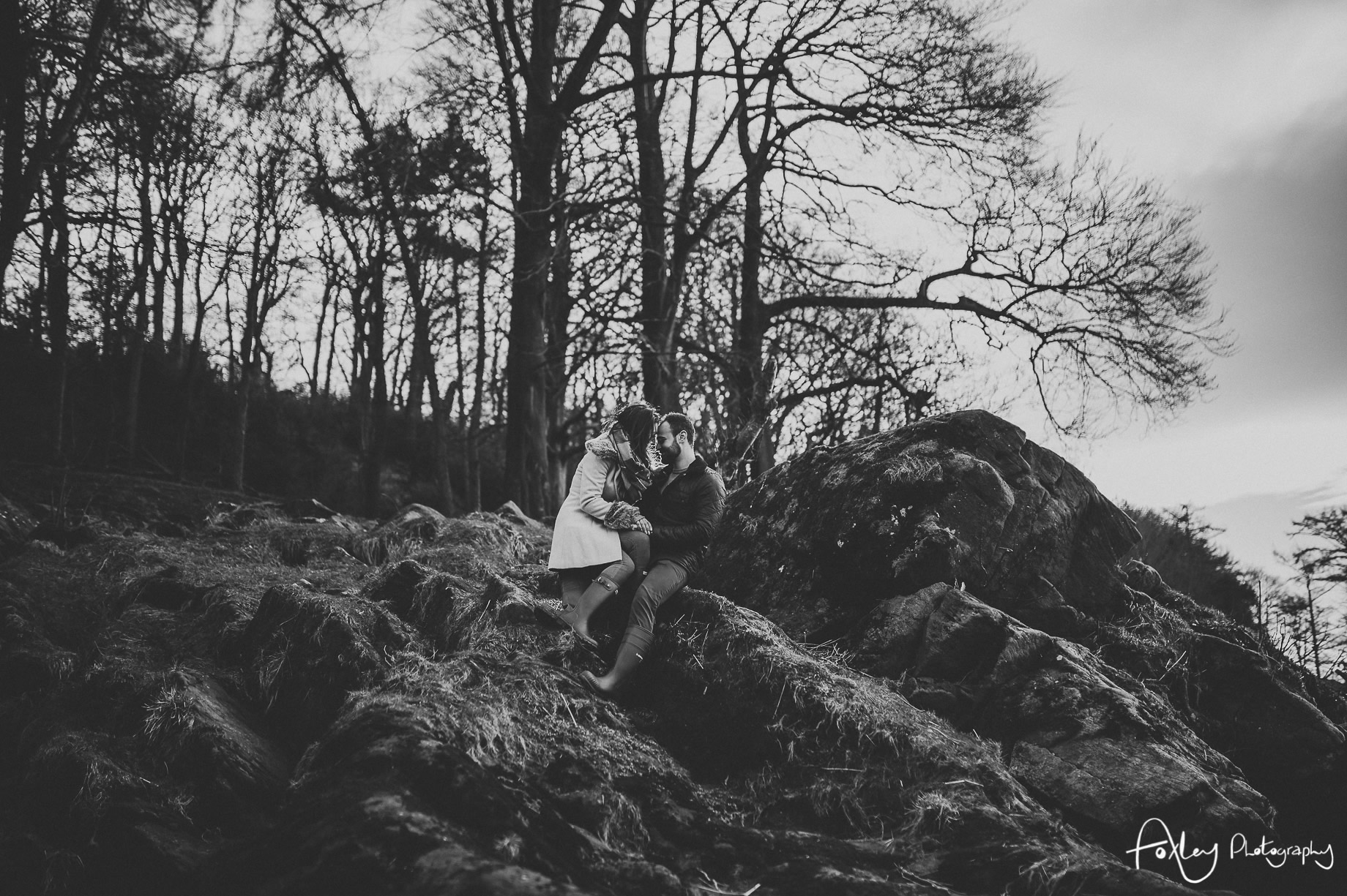 Trina and Luca's Pre-Wedding Shoot at Dinckley Riverside 007