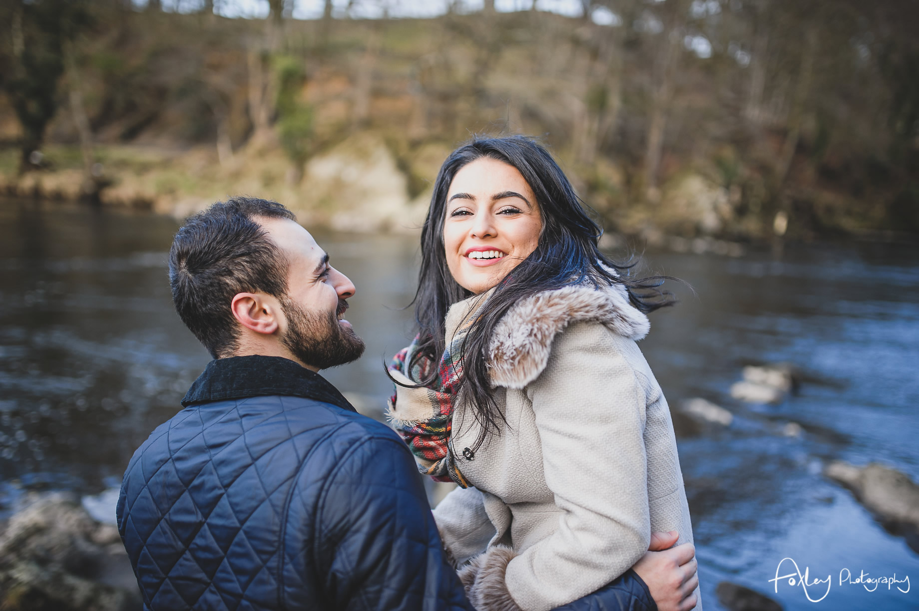 Trina and Luca's Pre-Wedding Shoot at Dinckley Riverside 009