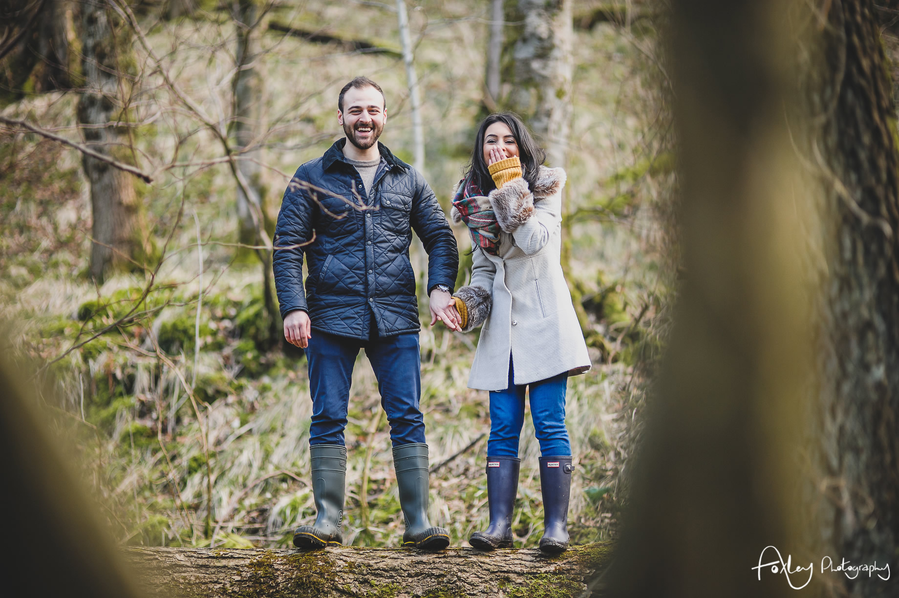 Trina and Luca's Pre-Wedding Shoot at Dinckley Riverside 010