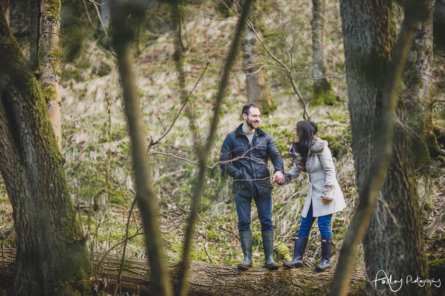 Trina and Luca's Pre-Wedding Shoot at Dinckley Riverside 011