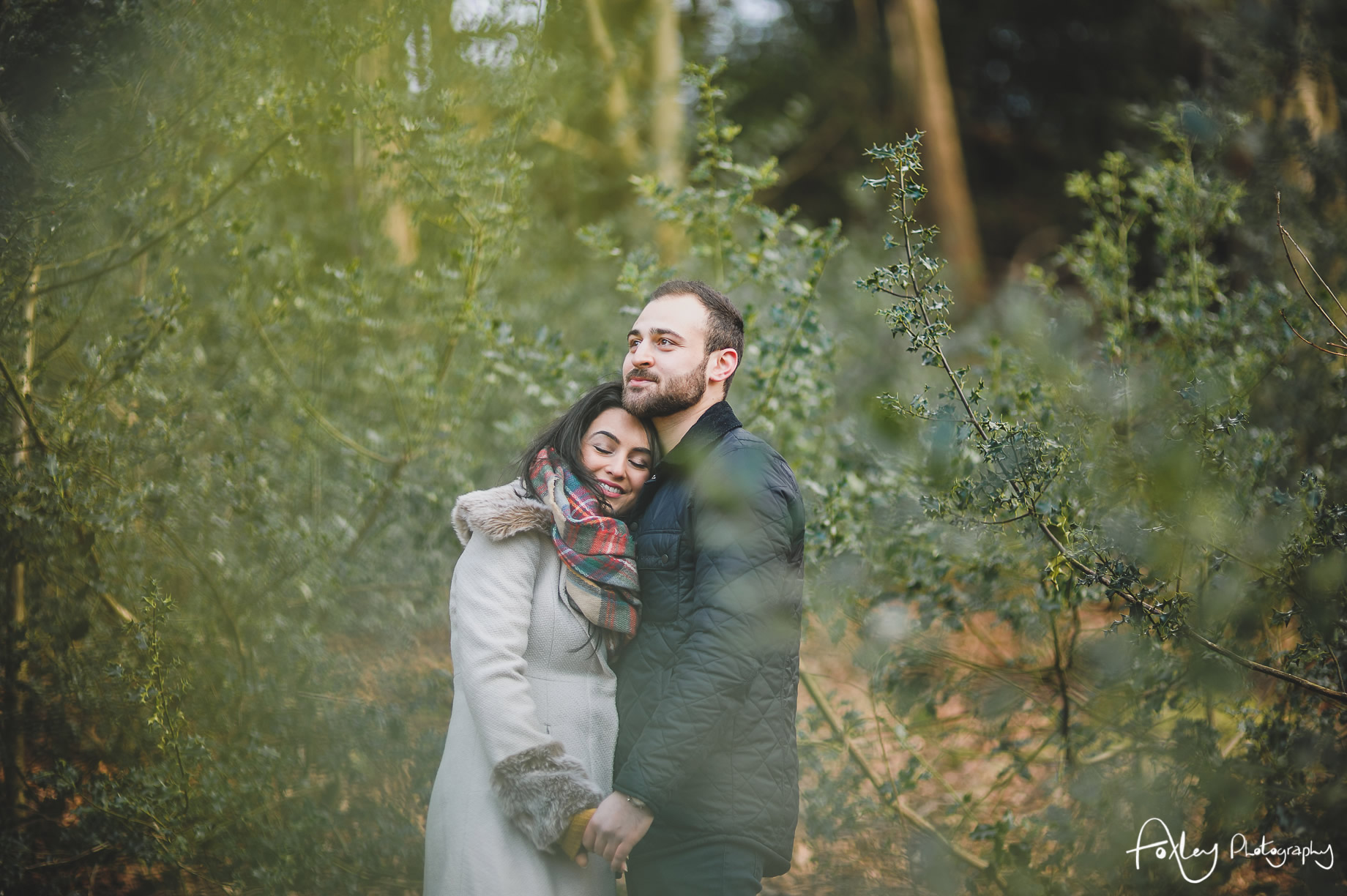 Trina and Luca's Pre-Wedding Shoot at Dinckley Riverside 013