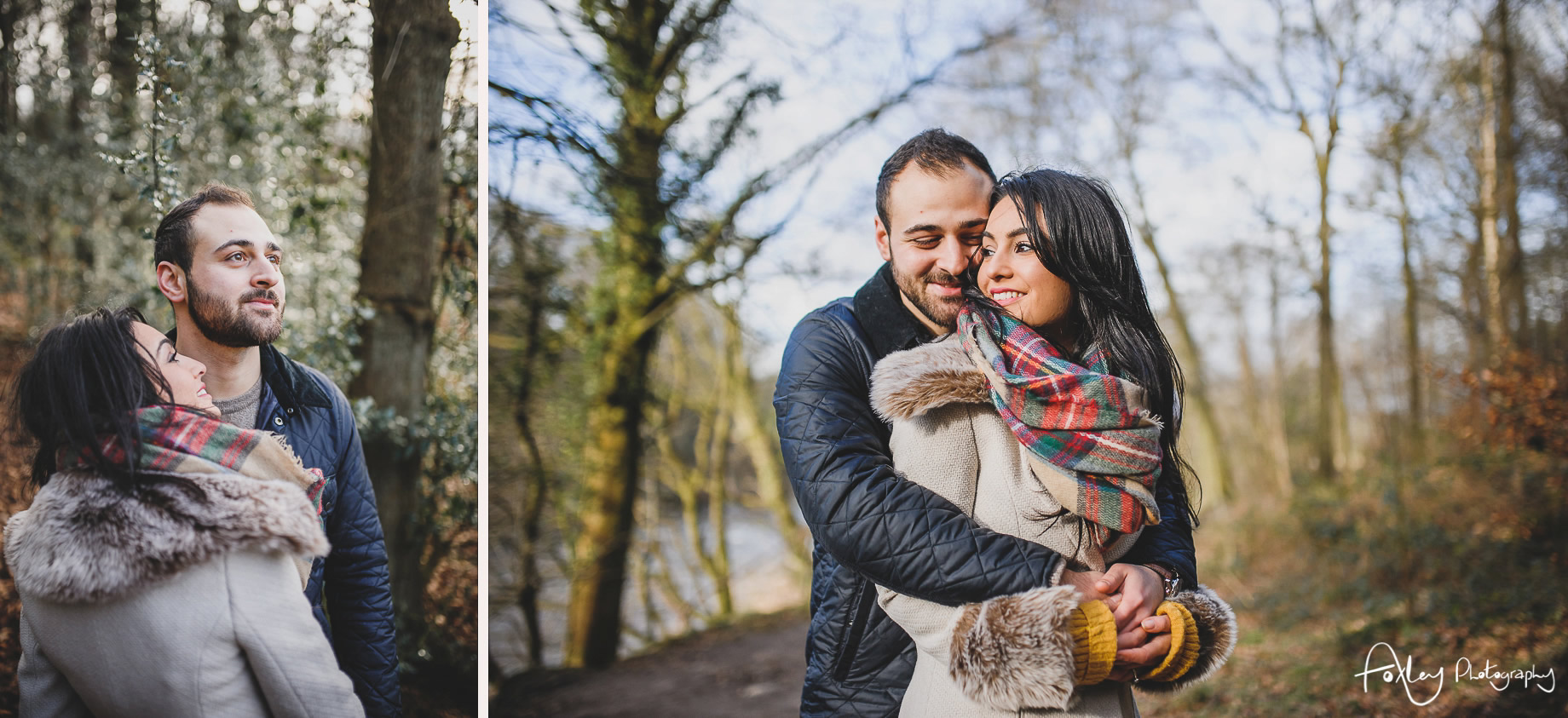 Trina and Luca's Pre-Wedding Shoot at Dinckley Riverside 014