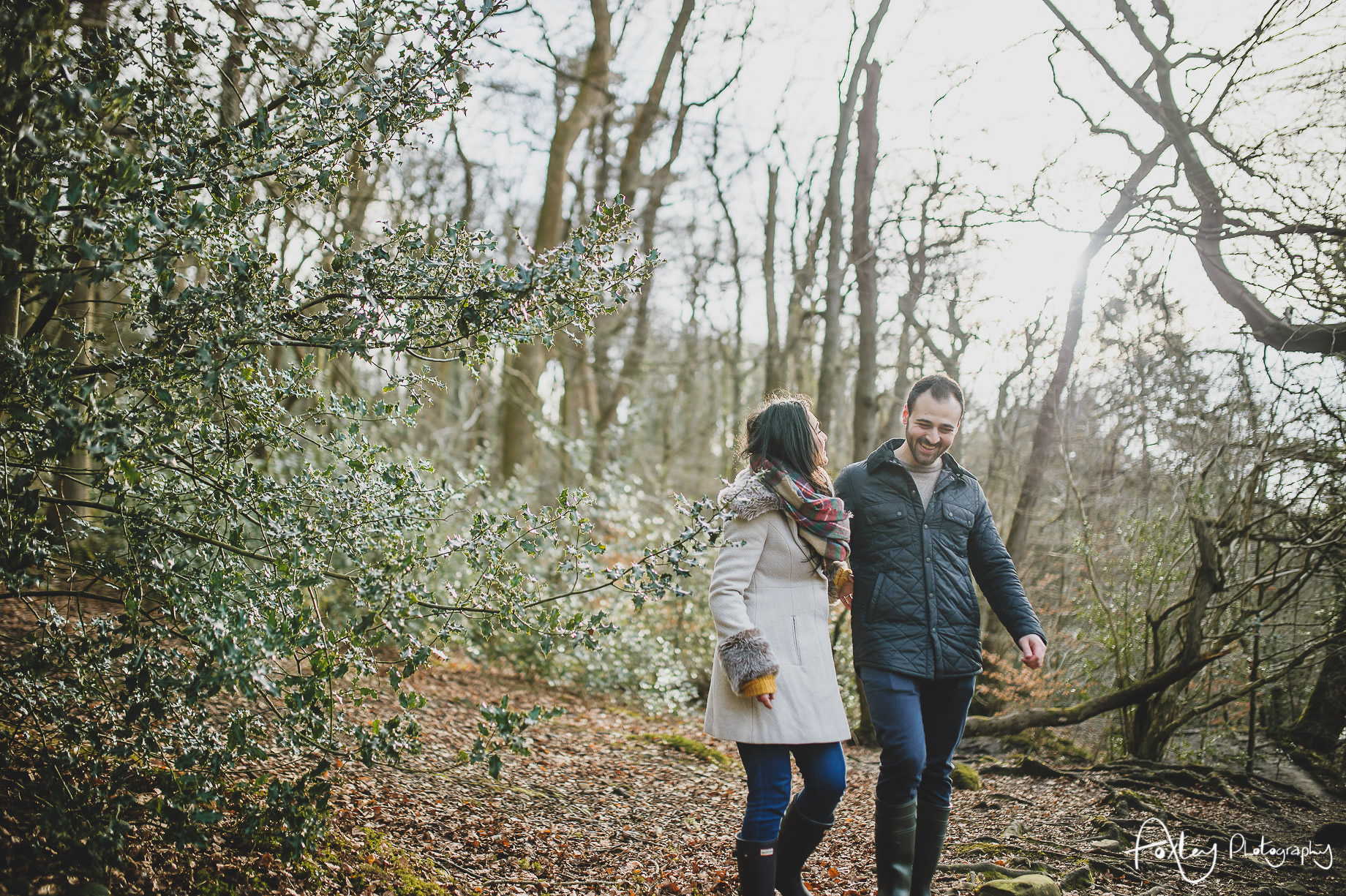 Trina and Luca's Pre-Wedding Shoot at Dinckley Riverside 015