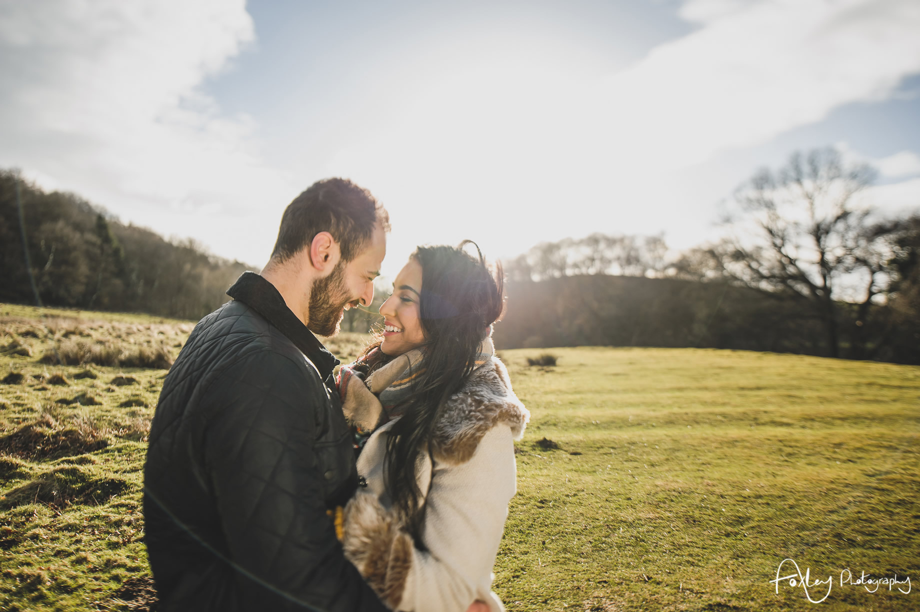 Trina and Luca's Pre-Wedding Shoot at Dinckley Riverside 018