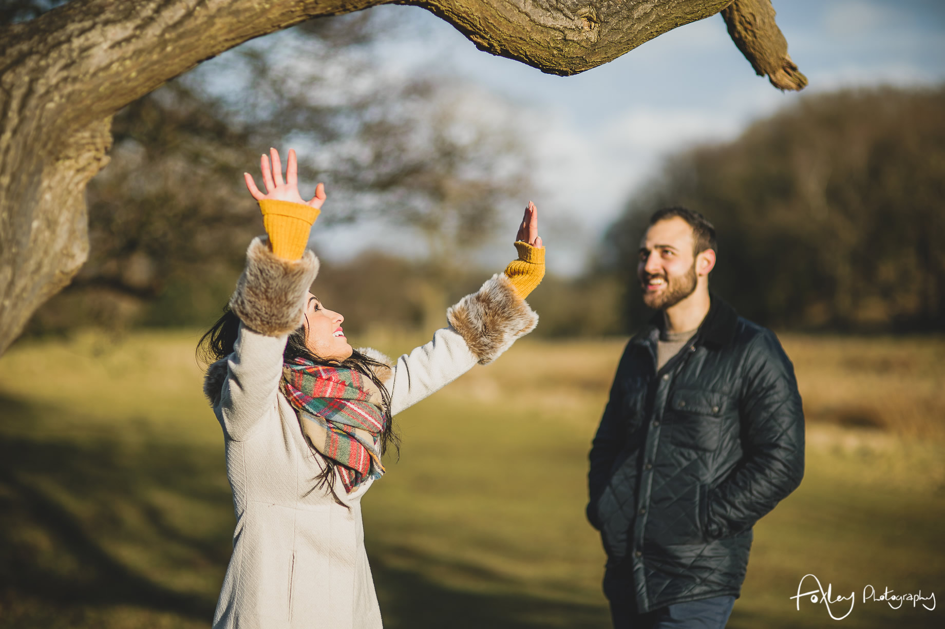 Trina and Luca's Pre-Wedding Shoot at Dinckley Riverside 021