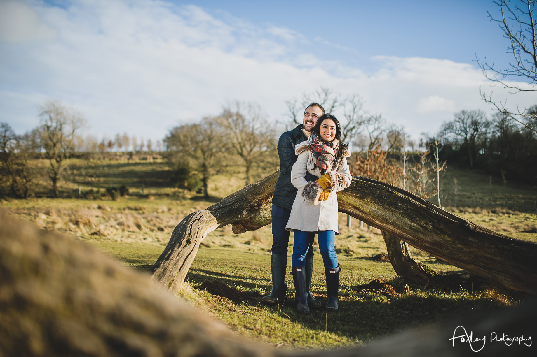 Trina and Luca's Pre-Wedding Shoot at Dinckley Riverside 023