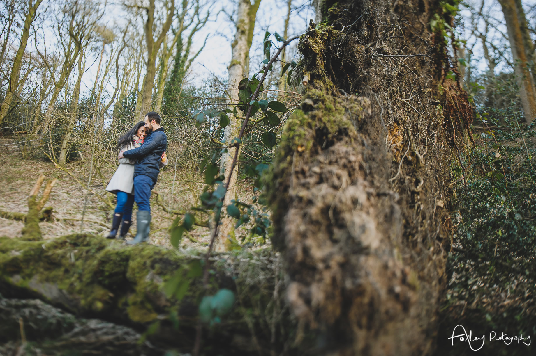 Trina and Luca's Pre-Wedding Shoot at Dinckley Riverside 025
