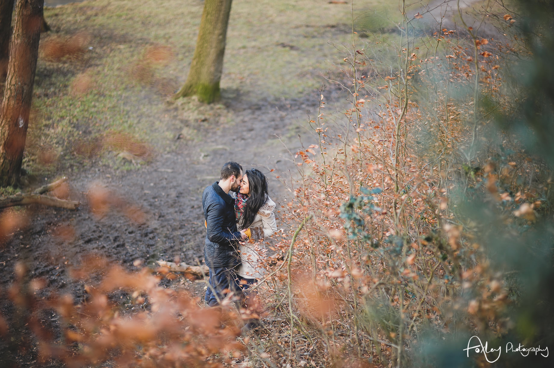 Trina and Luca's Pre-Wedding Shoot at Dinckley Riverside 027