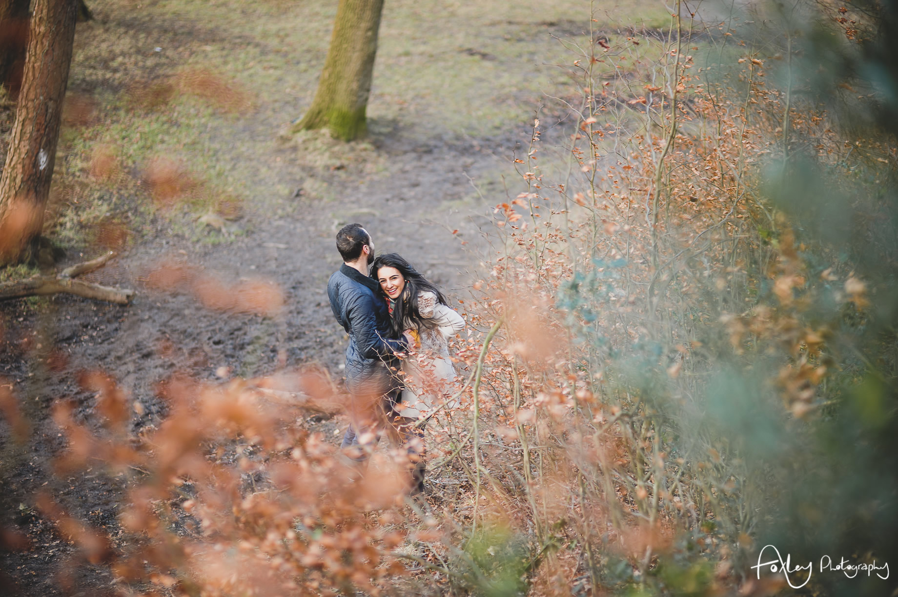 Trina and Luca's Pre-Wedding Shoot at Dinckley Riverside 028