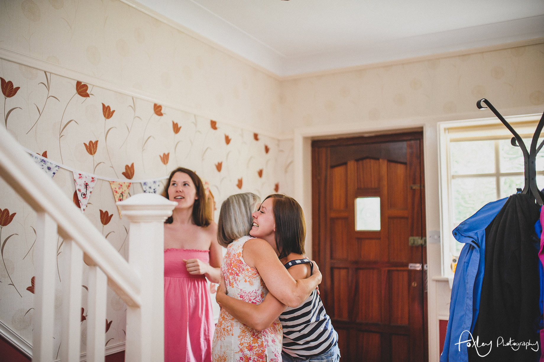 Claire and James' Wedding at Mitton Hall 002