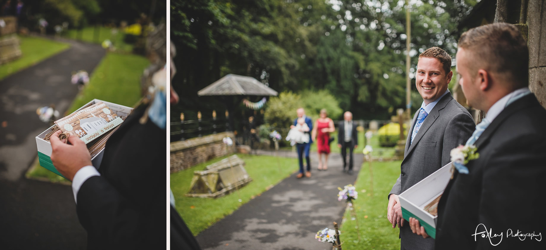 Claire and James' Wedding at Mitton Hall 072