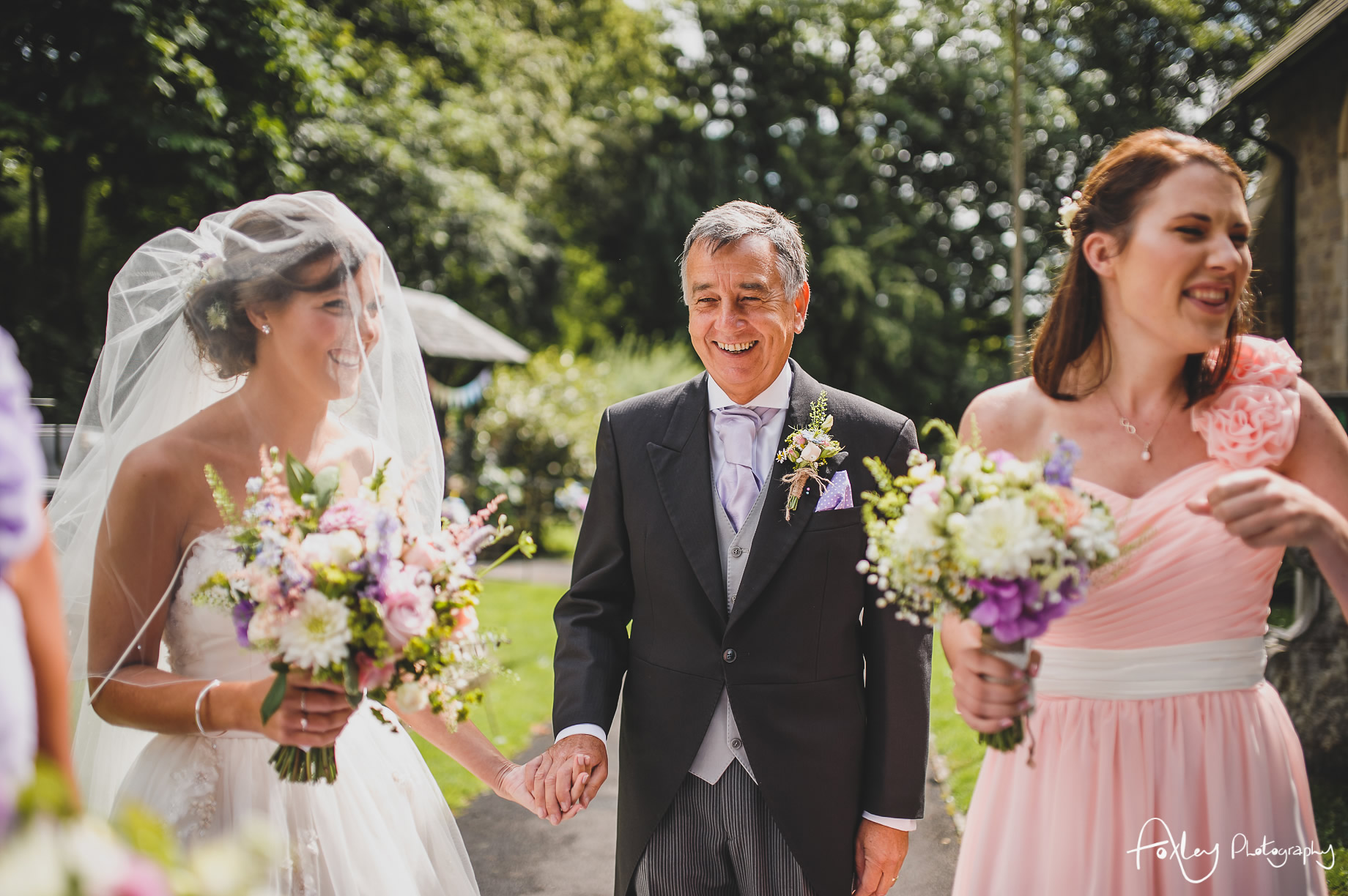 Claire and James' Wedding at Mitton Hall 079