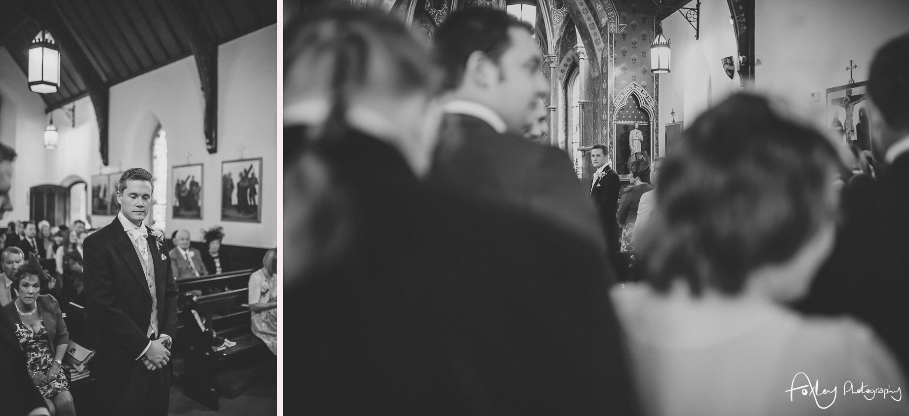 Claire and James' Wedding at Mitton Hall 082